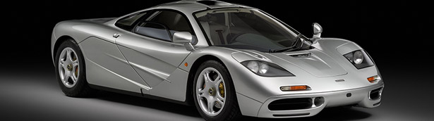 McLaren Special Operations presents a restored F1 machine at Concours d'Elegance