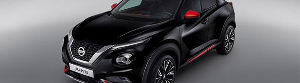 Nissan announces details for upcoming JUKE models