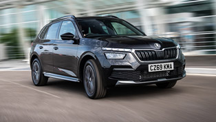 SKODA reveals details about new Kamiq lineup - it is both sexy and agile!