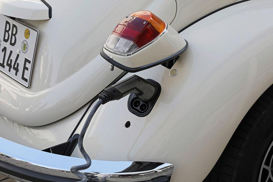 2019 Volkswagen e-Beetle