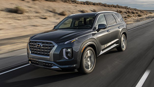 2020 Hyundai Palisade earns TOP SAFETY PICK PLUS award from IIHS. Details here!