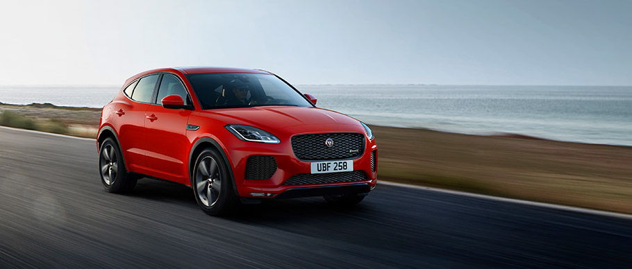 2020 Jaguar F-PACE Checkered Limited Edition