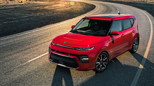 2020 Kia Soul is recognized as the winner at a prestigious event!