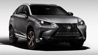 Lexus reveals new NX Black Line Edition with tons of new features!