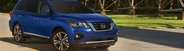 Nissan showcases 2020 Pathfinder details and capabilities