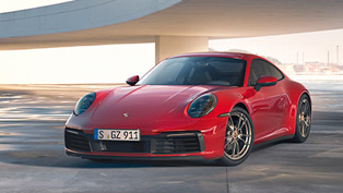 porsche announces details for 2020 911 carrera models