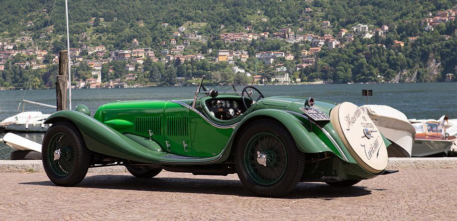 1929 Maserati Tipo V4