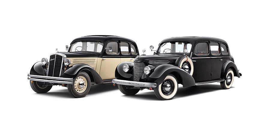 1939 SKODA Superb