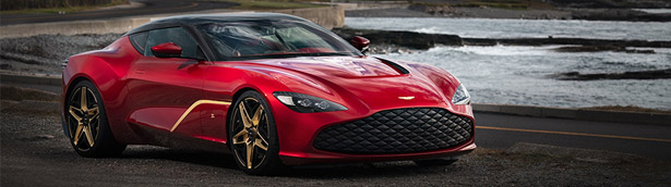 Aston Martin reveals the limited machines of the DBS GT Zagato lineup!