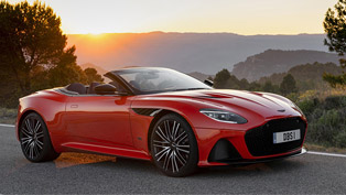 Aston Martin DBS Superleggera wins