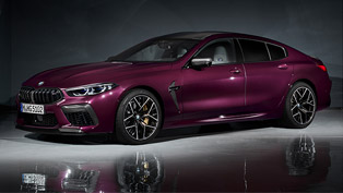 BMW reveals first details about the upcoming M8 Competition Gran Tourer