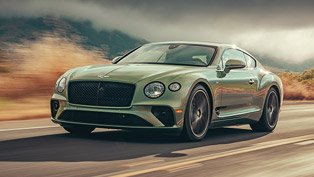bentley gt continental takes one more prestigious award home!