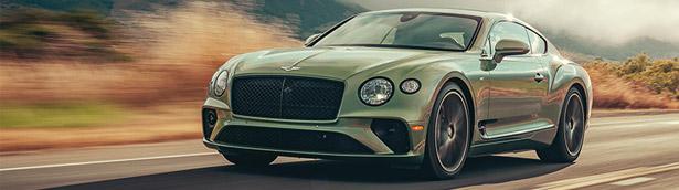 Bentley GT Continental takes one more prestigious award home!