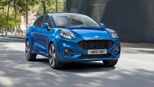 Ford reveals details about upcoming Puma lineup [VIDEO]