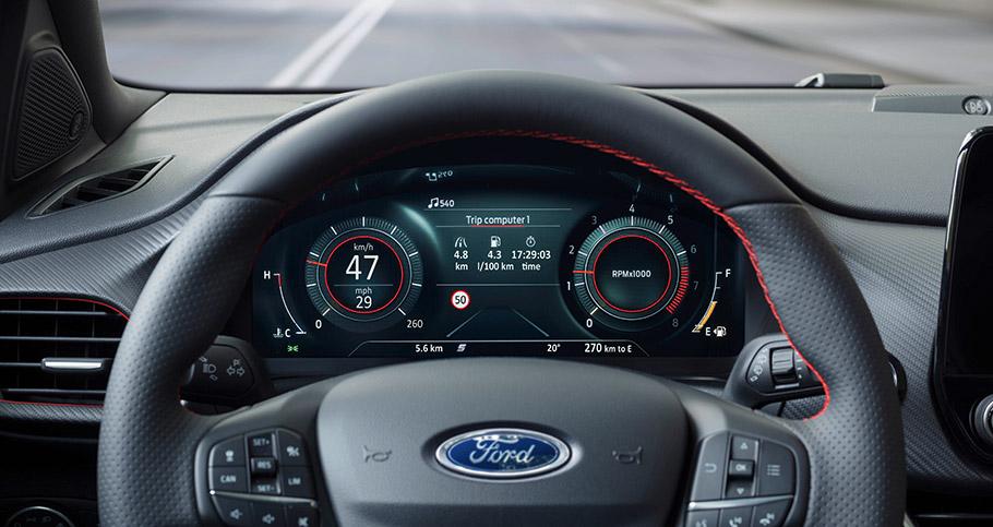 2019 Ford Puma ST Line