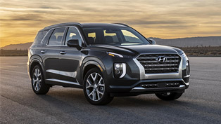 2020 hyundai palisade has earned official show vehicle award! details here!