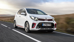Kia Picanto is named Best Value Car by Sunday Motor Awards!
