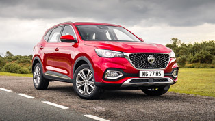 MG team reveals new HS C-Segment SUV. Check it out!