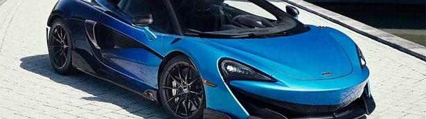 McLaren reveals details for a new limited-run machine. Check it out!
