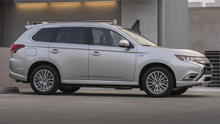 Mitsubishi Outlander PHEV takes home one more prestigious award!