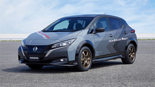 nissan reveals new technologies with a single test-drive machine