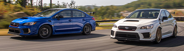 Subaru reveals first technical specs of the new STI S209 lineup!