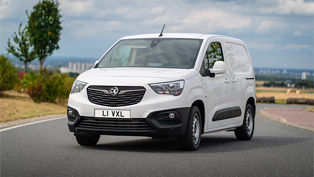 Vauxhall Combo Cargo van takes home one more prestigious award!