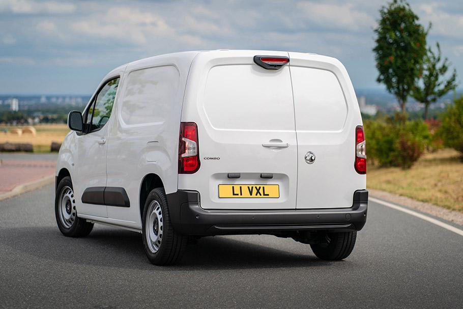 2019 Vauxhall Combo Cargo