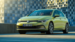 Volkswagen presents new Golf 8 lineup!