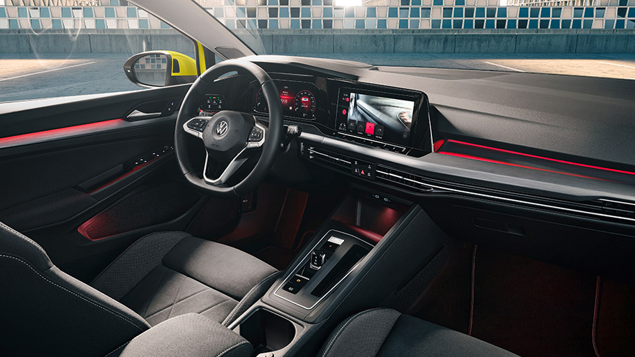2019 Volkswagen Golf 8