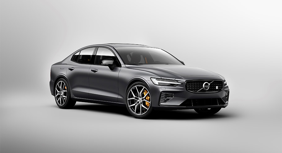 2019 Volvo S60 Polestar Engineering