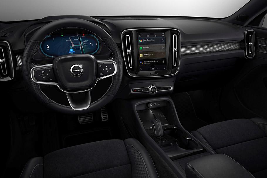 2019 Volvo XC40 Recharge