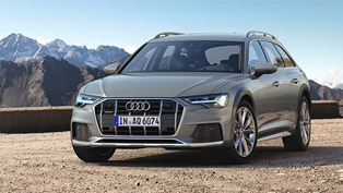 Audi reveals new 2020 A6 allroad machine! Check it out!