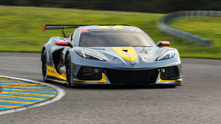 chevrolet surprisingly reveals a new corvette racing c8.r