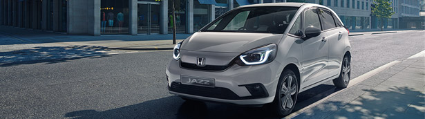 Honda reveals details about the new Jazz lineup