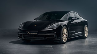 porsche celebrates 10 years of panamera with a special edition lineup!