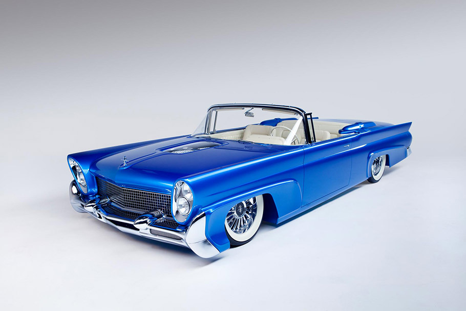 1958 Lincoln Continental Custom Convertible Maybellene