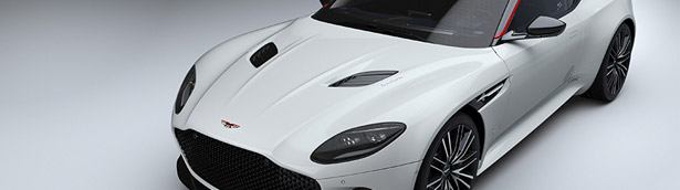 Aston Martin honors the renowned Concorde with an exclusive lineup