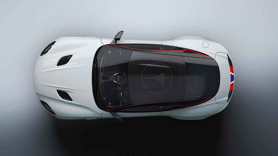2020 Aston Martin DBS Superleggera Concorde