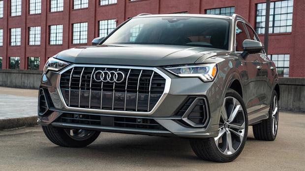 Audi e-tron and Q3 SUVs receive prestigious recognition!