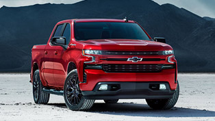 2019 Chevrolet Silverado 1500 Specs and Features
