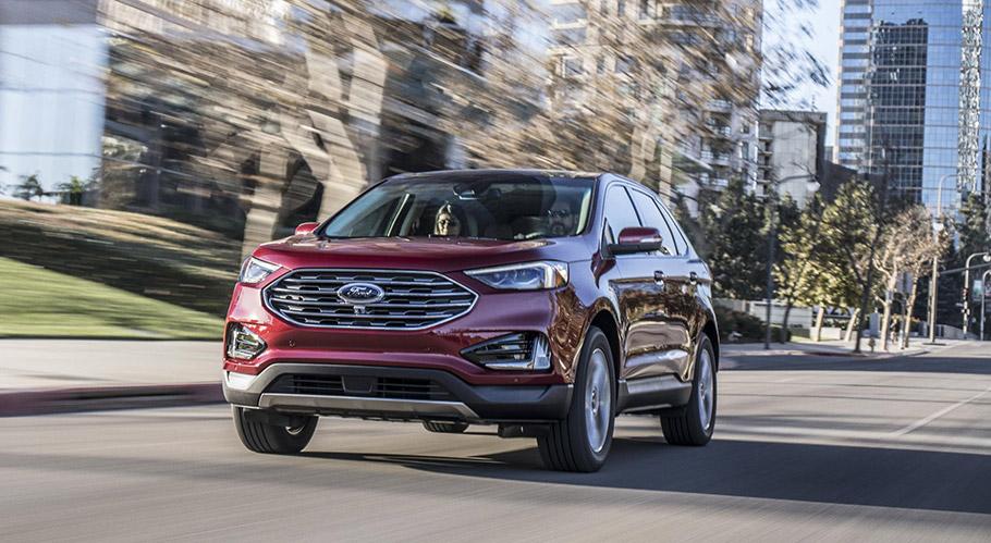 2019 Ford Rogue Titanium