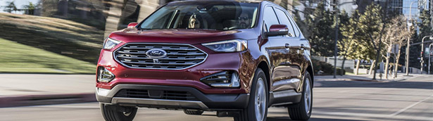 Ford Rogue Titanium is awarded with a special prize from IIHS!