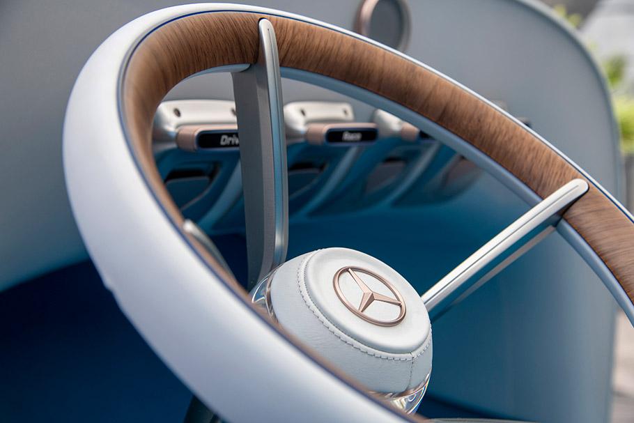 2019 Mercedes-Benz Vision Mercedes Simplex