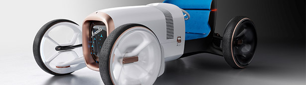 Mercedes-Benz presents a new concept car. Check it out!