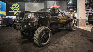 rolling big power team have a look at a lucky gmc sierra machine!