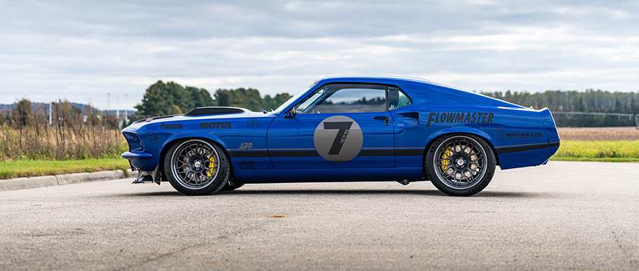 2019 Ringbrothers Ford Mustang UNCL