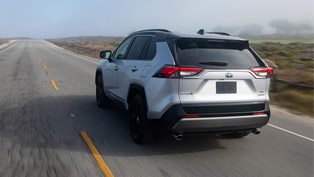 new toyota rav4 receives a special recognition!