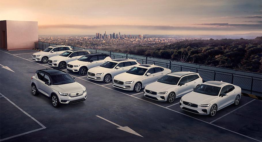 2019 Volvo Cars