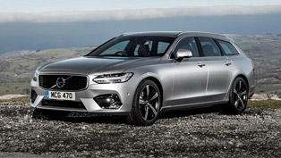 volvo v90 continues to win awards and prices - here's what's special about this one!